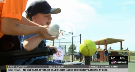 Grand Island's Miracle League Lets Everyone Step Up to Bat