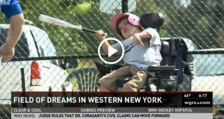 Miracle League Brings Major Smiles To Players