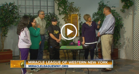 Miracle League of WNY Spreading the Game of Baseball